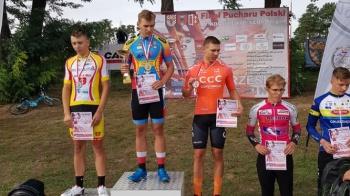 Dawid Kuderczak najlepszy w Szosowym Pucharze Polski