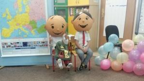 Europejska podróż, czyli Bolek i Lolek z wizytą w Przedszkolu nr 7