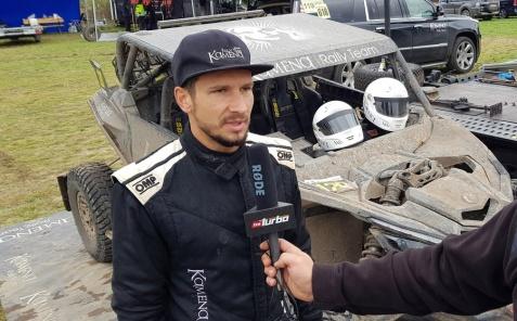 Baja Szczecinek. Trudny rajd za słupczanami z Kamena Rally Team