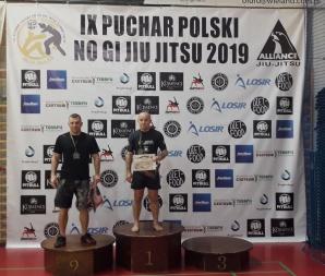 Copacabana i Shootersi z siedmioma medalami w Pucharze Polski