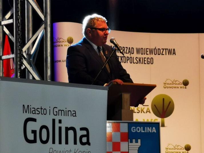 Liderzy Wielkopolskiej Odnowy Wsi nagrodzeni podczas gali w Golinie