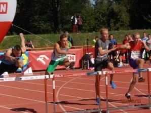 Lekkoatleci Skoczka Władysławów walczyli w mistrzostwach Polski