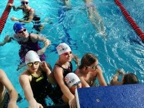 Sześć medali w Poznaniu. Pływacy Iskry Konin rozpoczęli sezon