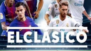 Wydarzenie Sportowe: El Clasico: FC Barcelona - Real Madryt