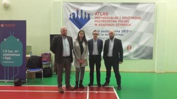 UKS Smecz Konin szósty w Polsce. Tym razem w szachach szybkich