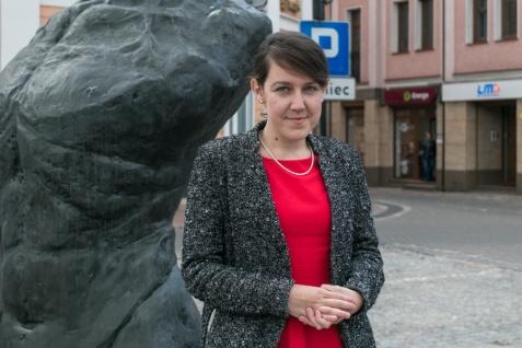 Bezpłatne porady prawne. Paulina Nowak na finiszu kampanii