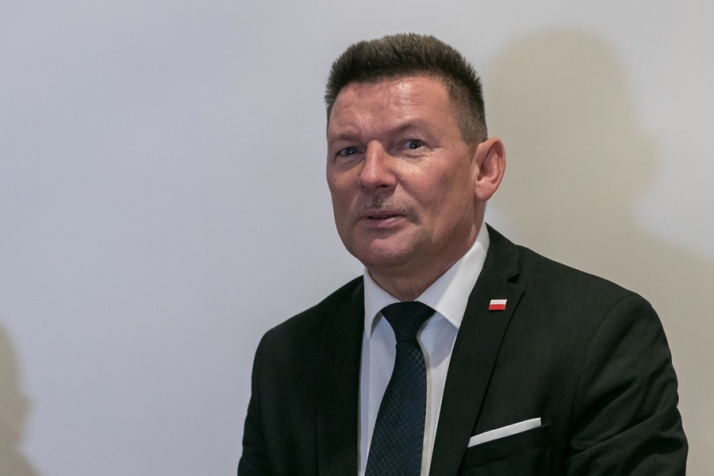 Patryk Jaki wspiera R. Popkowskiego i deklaruje pomoc dla regionu