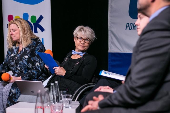 Debata. Sześciu kandydatów do Sejmu na wyborczym ringu