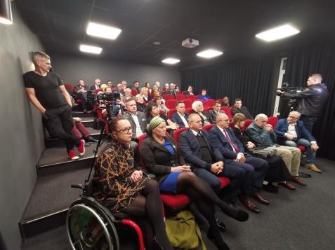 Kultura musi być demokratyczna. M. Kidawa-Błońska w Koninie