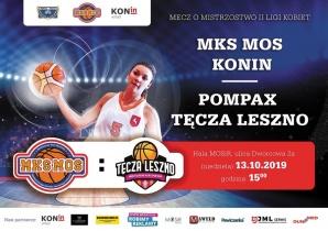 Sportowy weekend: Inauguracja sezonu II ligi koszykówki w Koninie
