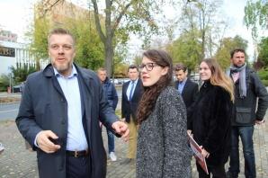 """""""Tu rozegra się bitwa o głosy Lewicy"""" - Adrian Zandberg w Koninie"""