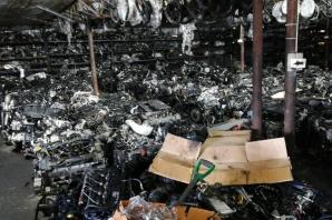 Konińscy kryminalni odkryli kilkanaście samochodowych dziupli