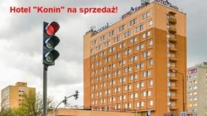"""Hotel """"Konin"""" wystawiony na sprzedaż. Rozstrzygnięcie w grudniu"""