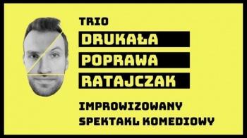 Improwizowany spektakl komediowy w KDK