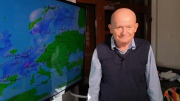 Pogoda według Kazimierza Gmerka. Słoneczny weekend