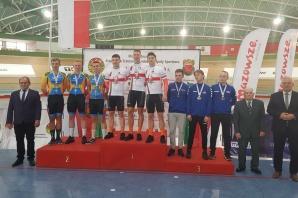 Torowe Mistrzostwa Polski Juniorów. Dwa medale Kuderczaka