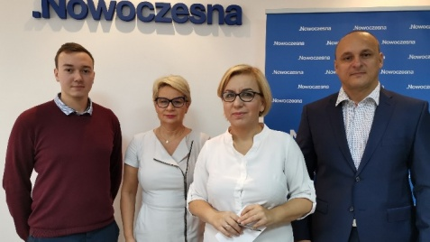 Posłanka Paulina Hennig- Kloska o parlamentarnych planach