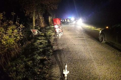 Tragedia w Zygmuntowie. Nie żyje potrącona przez auto 42-latka