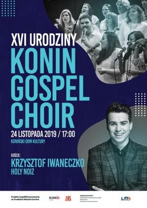 Gospelowy koncert urodzinowy. To już siedemnasty sezon KGC