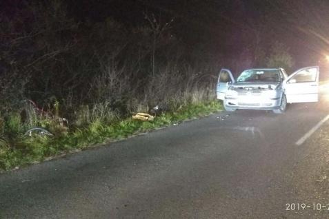 Piotrkowice. Samochód potrącił rowerzystów. Zginęła 17-latka
