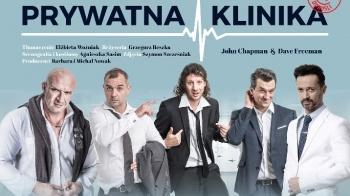 """Spektakl ,,Prywatna klinika"""" w KDK"""