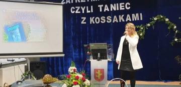 Spotkanie w Siąszycach. Podsumowali projekt o rodzie Kossaków