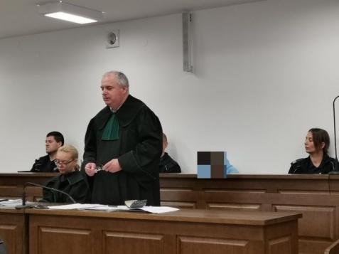 Za zabójstwo prokurator żąda 25 lat więzienia. Wyrok niebawem