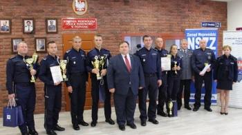 Policjant z Turku został najlepszym oskarżycielem publicznym
