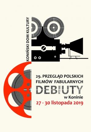 """Przegląd filmów fabularnych """"Debiuty"""", wystawa plakatów i koncert"""