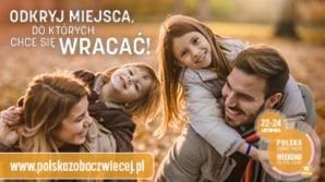 Polska zobacz więcej. Weekend za pół ceny.
