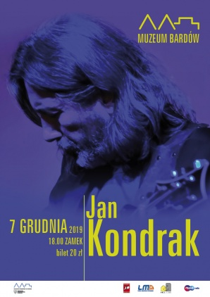 Muzeum Bardów. Koncert Jana Kondraka