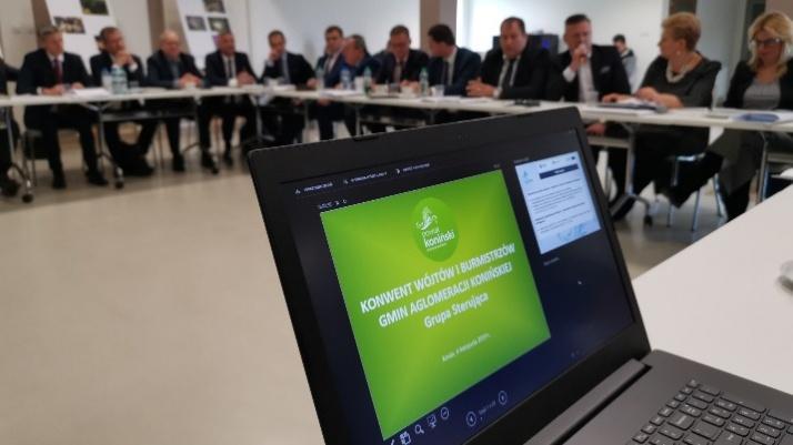 Temat gospodarki odpadami na konwencie wójtów i burmistrzów