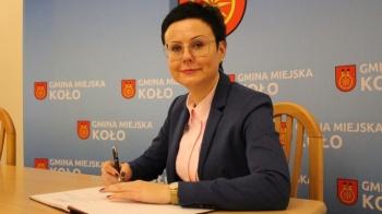 Koło. Miasto ma nowego sekretarza. To Monika Ciesielska