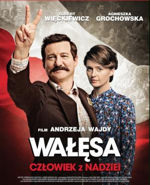 """MOCNY PIĄTEK: """"Wałęsa. Człowiek z nadziei"""""""