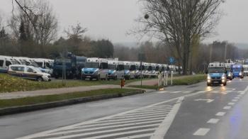 Komenda Główna Policji w sprawie tragicznych wydarzeń w Koninie