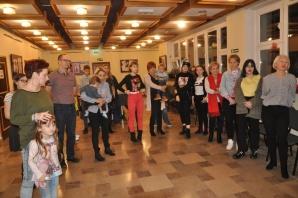 Wernisaż prac Nikoli Myślickiej w Młodzieżowym Domu Kultury
