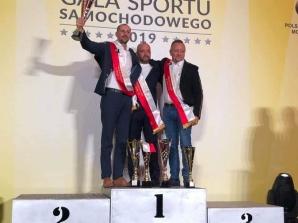 Kamena Rally Team drugi raz wicemistrzem Polski w grupie UTV!