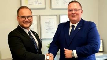 Umowa partnerska spółdzielni mieszkaniowych z Konina i Złotowa