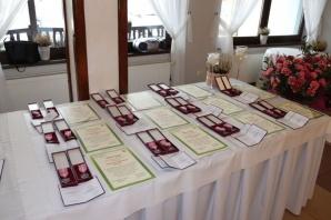 Rzgów. Medale od prezydenta na 50-lecie pożycia małżeńskiego