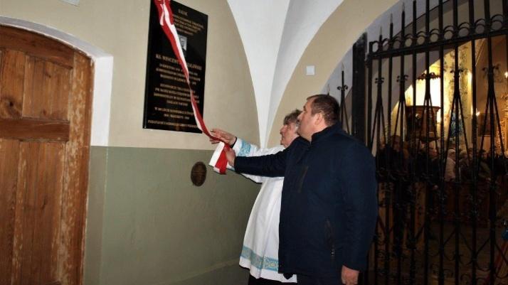 Mąkoszyn. Uroczystość z okazji 100-lecia konsekracji kościoła