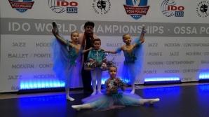 Wysokie miejsca konińskich tancerzy na Mistrzostwach Świata IDO