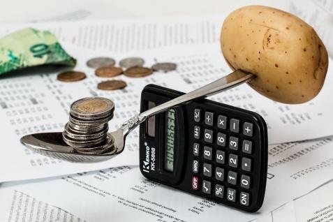 Ile euro idzie na życie w Holandii?