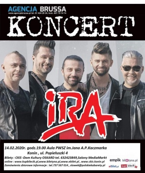 IRA - koncert