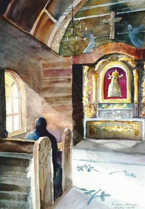 Zainspirowani Licheniem - otwarcie wystawy w Wieży Ciśnień