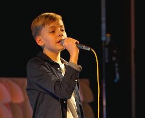 Konin. Młodzi artyści zaśpiewali dla swoich babć i dziadków