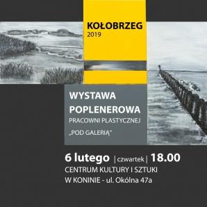 Zainspirowani Kołobrzegiem - otwarcie wystawy poplenerowej