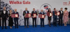 Konińskie MZGOK z Diamentem 30-lecia Polskiej Transformacji