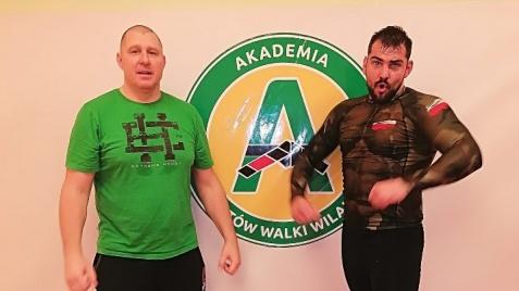 Jakubowski w MMA? Trenuje pod okiem Mirosława Oknińskiego
