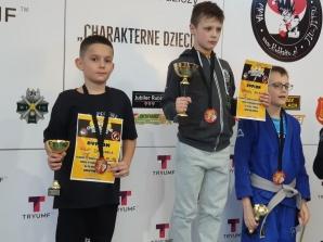 Dwa medale Filipa Dopierały. Wygrał cztery walki w Stalowej Woli