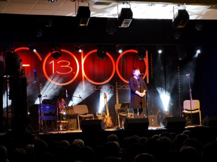 Piosenki artystyczne i recital Renaty Przemyk na festiwalu